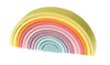 Pastel Stacking Rainbow - Earth Toys - 1