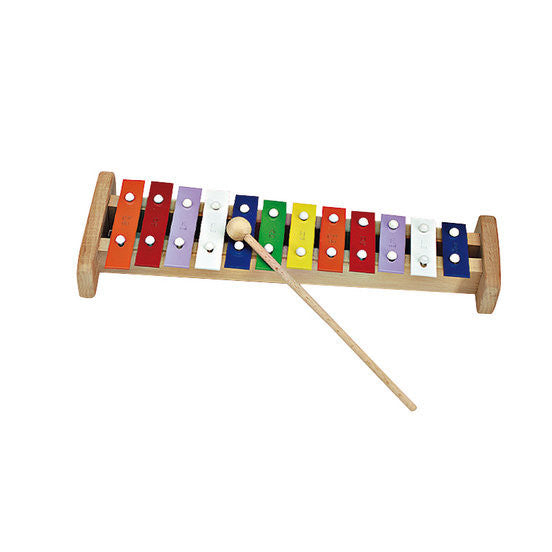 Xylophone - 12 Notes - Earth Toys