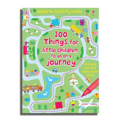 100 Things for Little Children to do on a Journey - Earth Toys