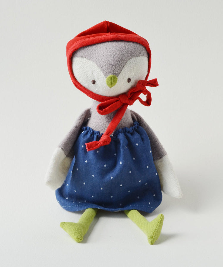 Lucy Owl - Earth Toys - 3