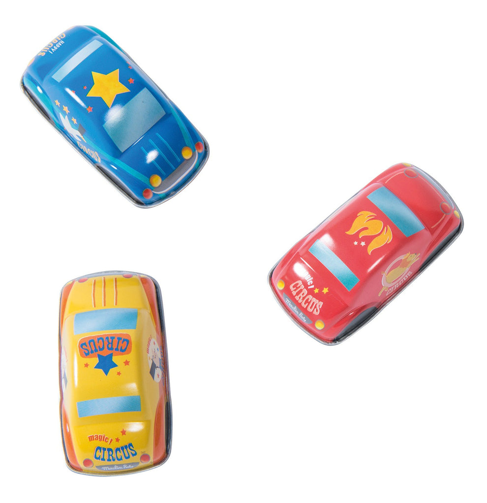Moulin Roty Friction Cars