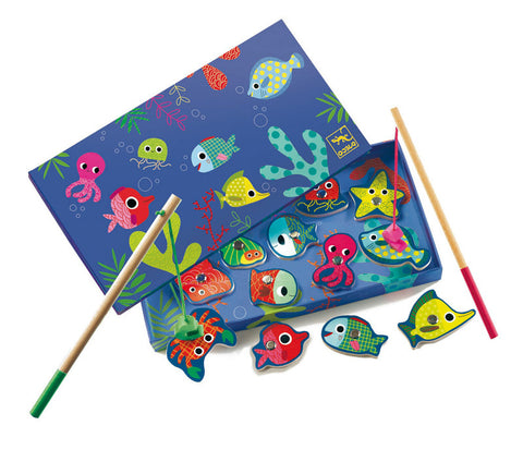 Magnetic Coloured Fishing