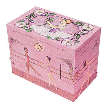 Ballerina Classic Music Box - Earth Toys - 1
