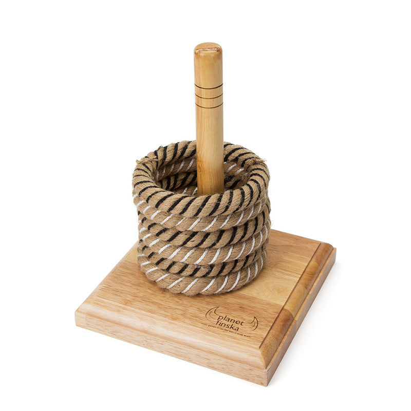 Classic Rope Quoits - Earth Toys - 1