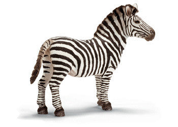 Schleich - Zebra male - Earth Toys