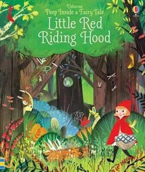 Peep Inside A Fairy Tale: Little Red Riding Hood - Earth Toys