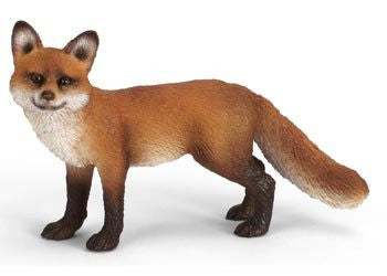 Schleich - Red Fox Adult - Earth Toys