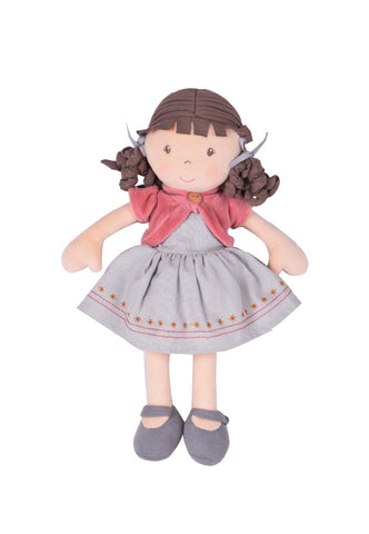 Organic Bonikka Doll - Rose