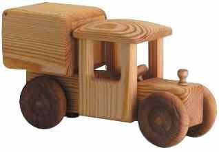 Debresk Big Parcel Truck - Earth Toys