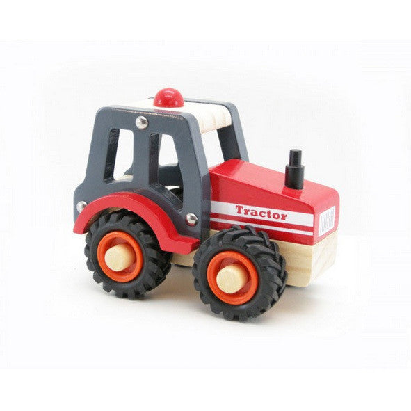 Wooden Tractor - Earth Toys