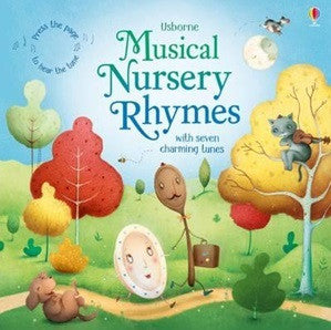 Musical Nursery Rhymes - Earth Toys