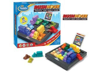 Thinkfun - Rush Hour - Earth Toys