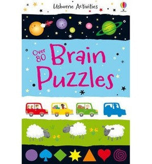 Brain Puzzles - Earth Toys
