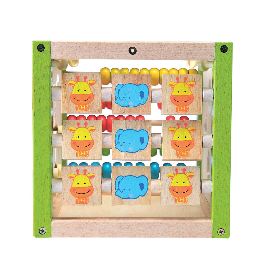 My first Activity cube - Earth Toys - 3