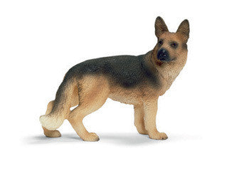 Schleich - German Shepherd Female - Earth Toys