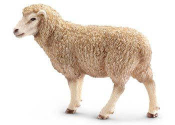 Schleich - Sheep - Earth Toys