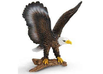 Schleich - Bald Eagle - Earth Toys