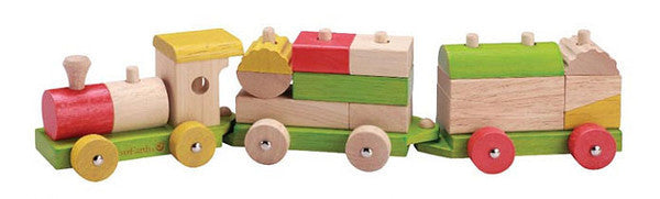 Sorting Train - Ever Earth - Earth Toys
