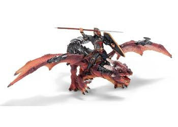 Schleich – Dragon Rider - Earth Toys