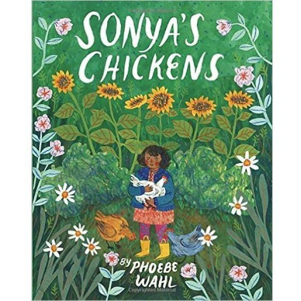 Sonya's Chicken's - Earth Toys - 1