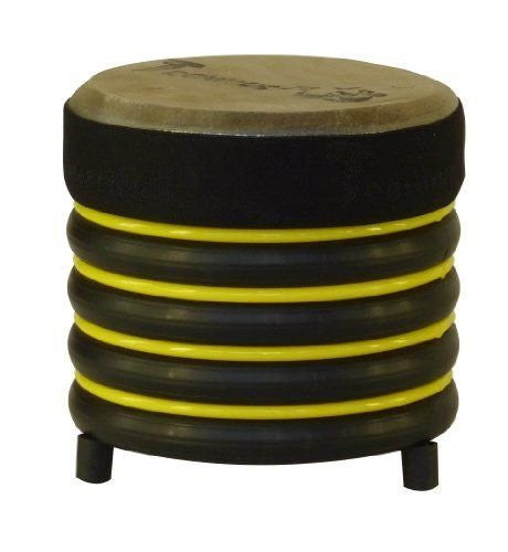Trommus Drum 17 x 17 cm Yellow - Earth Toys