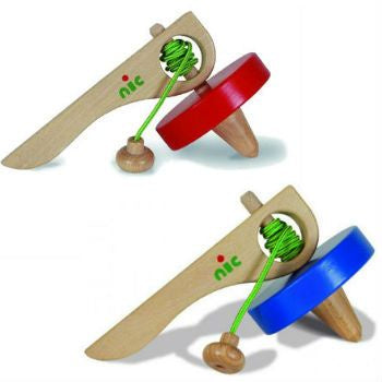 Super-Peg Spinning Top