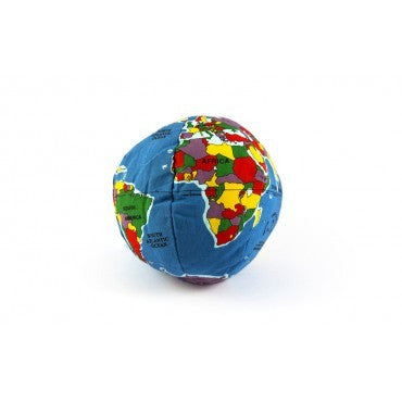 Hugg A Planet Rattle - Earth Toys - 2