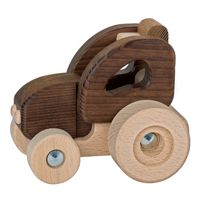 Goki Nature Tractor - Earth Toys