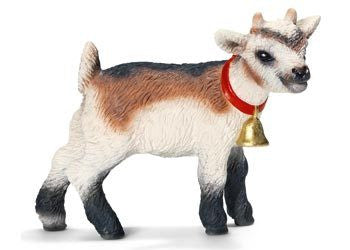 Schleich - Domestic Goat Kid - Earth Toys