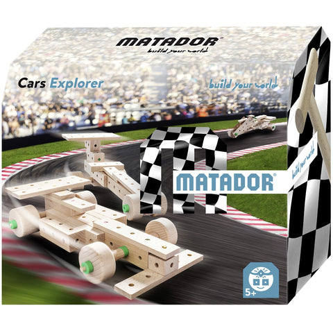 Matador Construction - Cars Kit