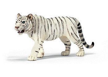 Schleich - Tiger White - Earth Toys