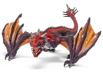 Schleich – Dragon Fighter - Earth Toys