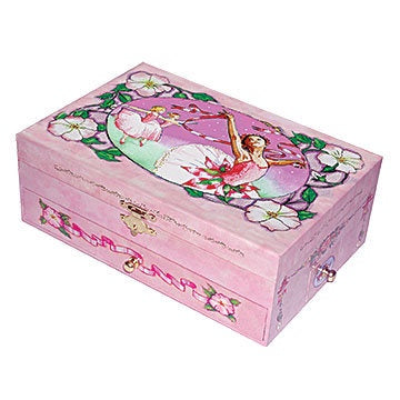 Ballerina Recital Music Box