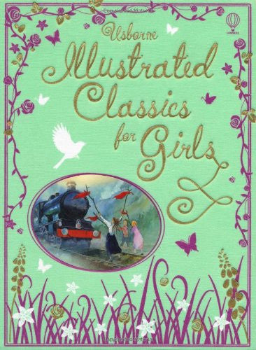 Illustrated Classics For Girls - Earth Toys
