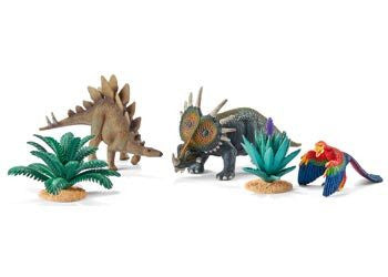 Schleich - At Home With The Herbivores - Earth Toys