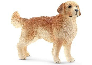 Schleich - Golden Retriever Male - Earth Toys