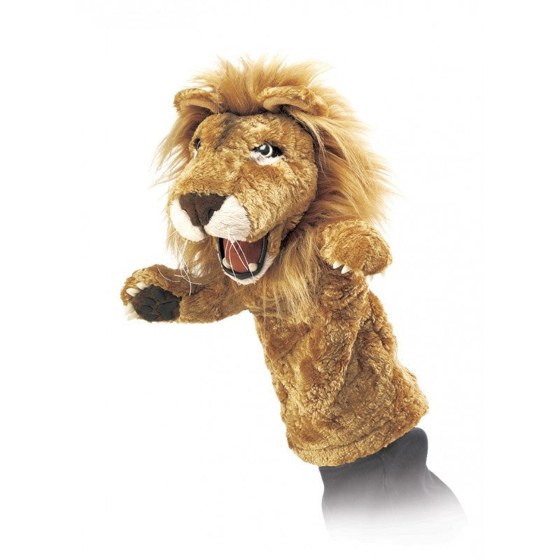 Lion Stage Puppet - Folkmanis