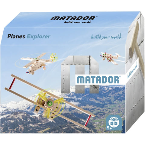 Matador Construction Kit - Planes
