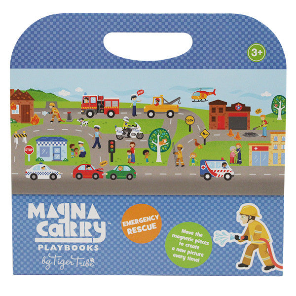 Magna Carry - Emergency Rescue - Earth Toys - 1