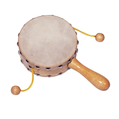 Natural Monkey Drum