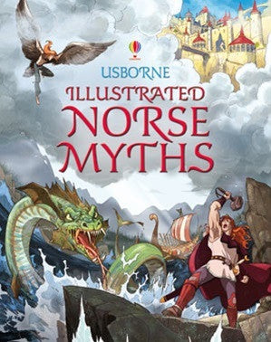 Illustrated Norse Myths - Earth Toys