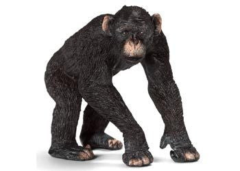 Schleich - Chimpanzee Male - Earth Toys