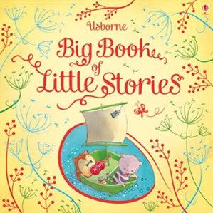 Big Book of Little Stories - Earth Toys