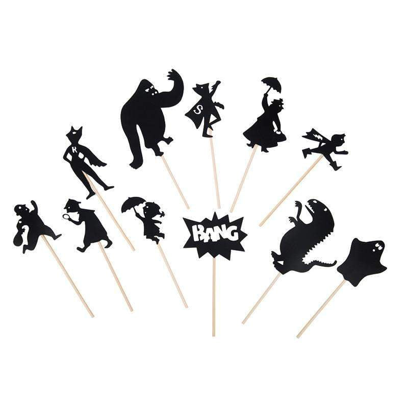 Hero Shadow Puppets (Moulin Roty)