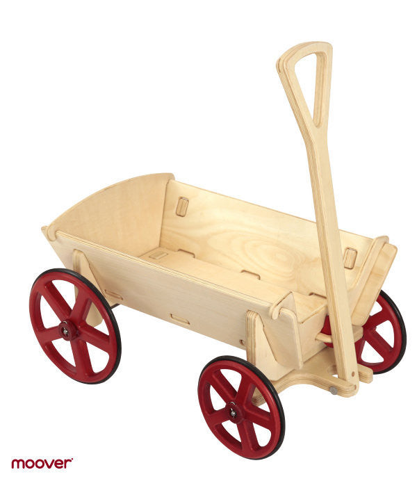 Moover Wooden Prairie Wagon - Earth Toys - 1