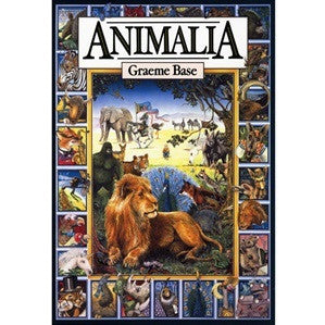 Animalia Book - Earth Toys
