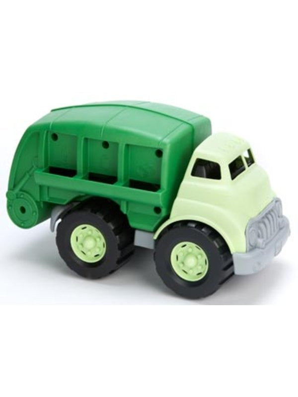 Green Toys Recycling Truck - Earth Toys - 1