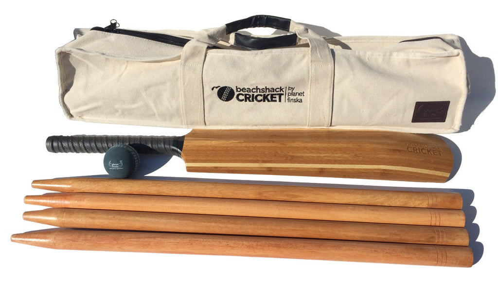 Beach Shack Cricket - Earth Toys - 1