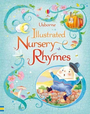 ILLUSTRATED NURSERY RHYMES Book - Earth Toys