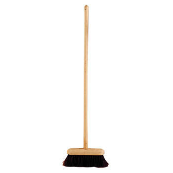 Indoor Children's Horse Hair Broom - Earth Toys